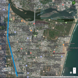 competition-stretch Re-imagining Chennai's Buckingham Canal